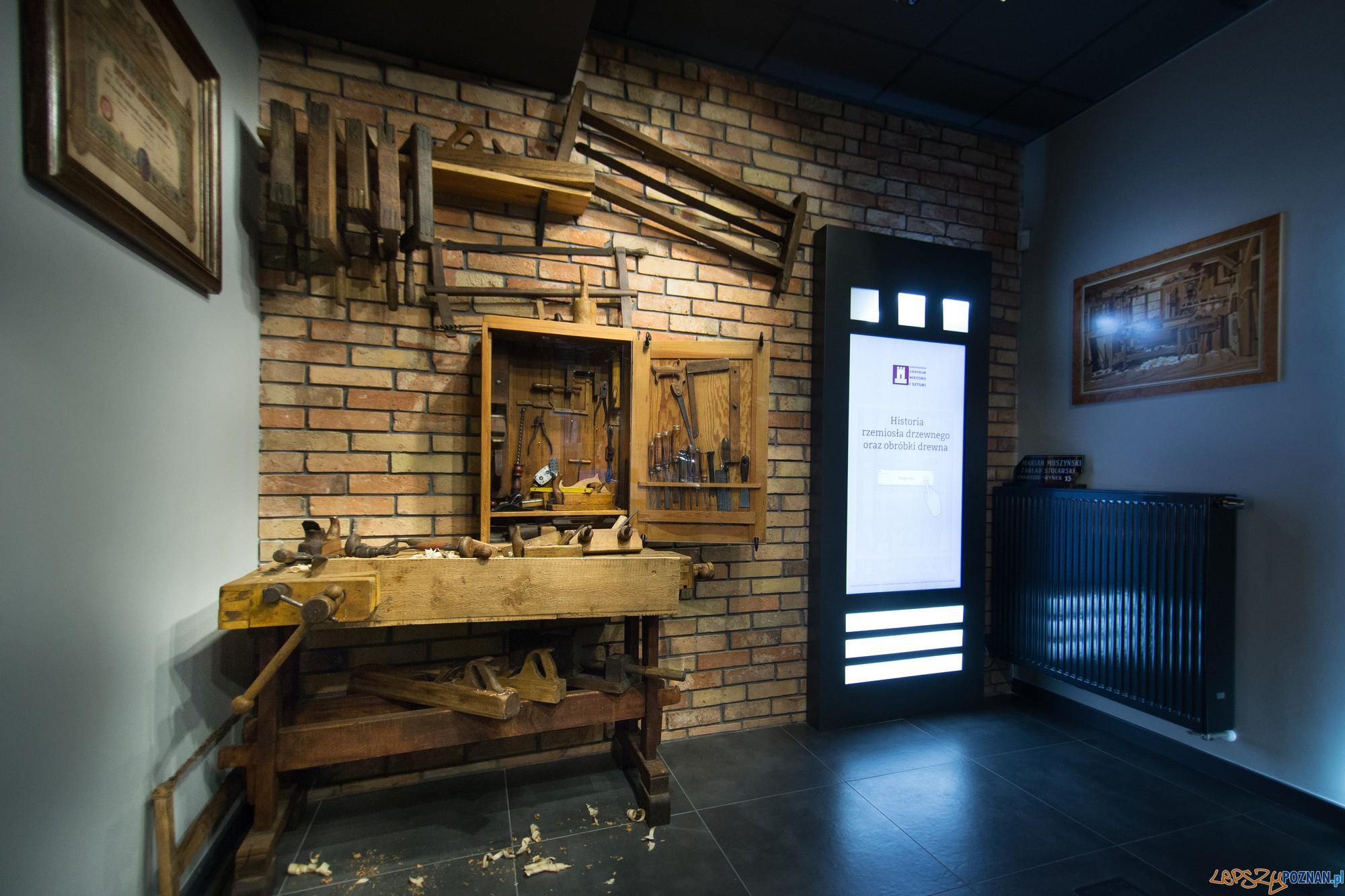Ekspozycja stolarska Swarzйdzkiego Centrum Historii i Sztuki 3(fot. Jakub Pindych PLOT)  Foto: materiały prasowe PLOT