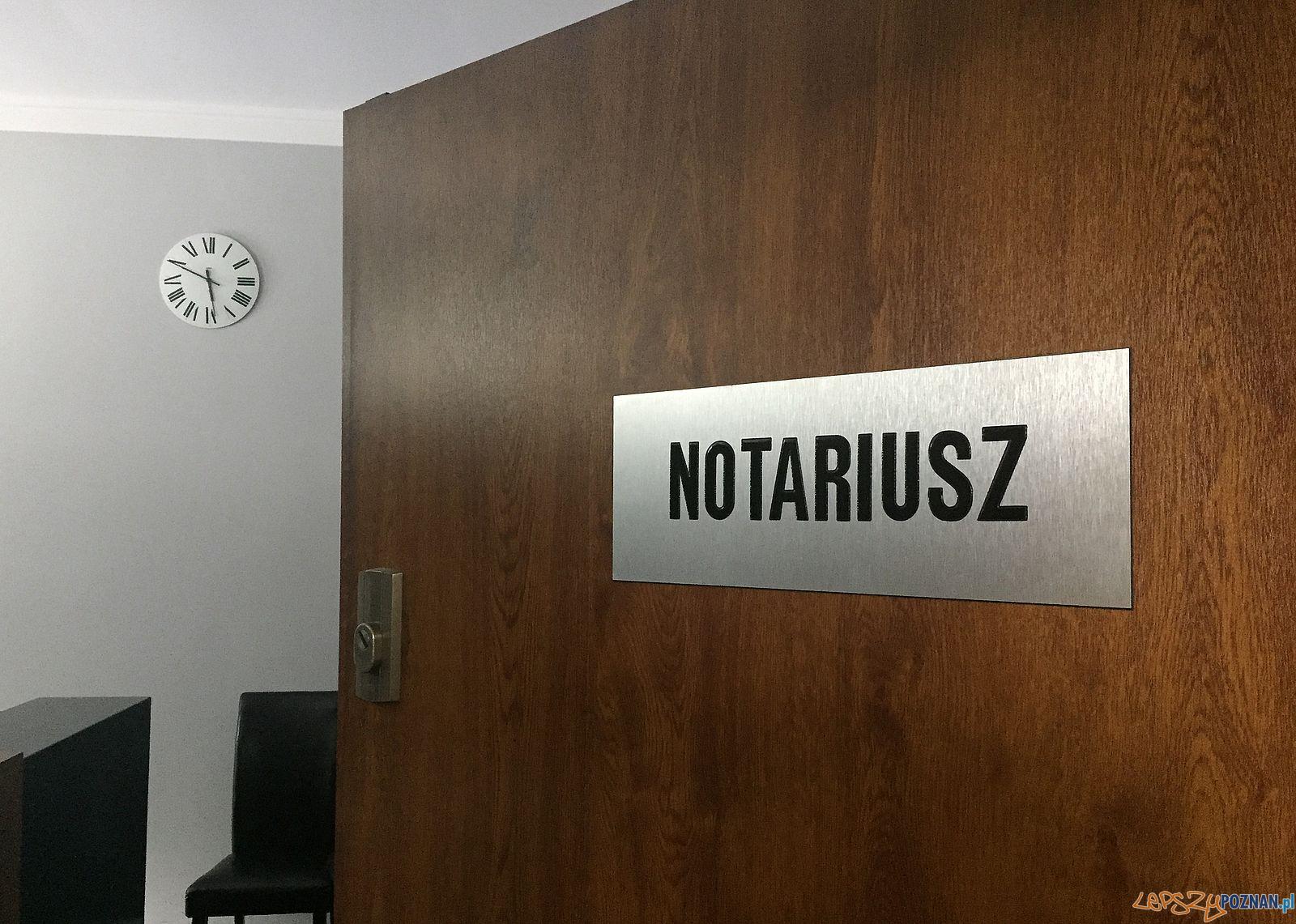 Notariusz - zdjecie ilustracyjne (1)  Foto: materiały prasowe