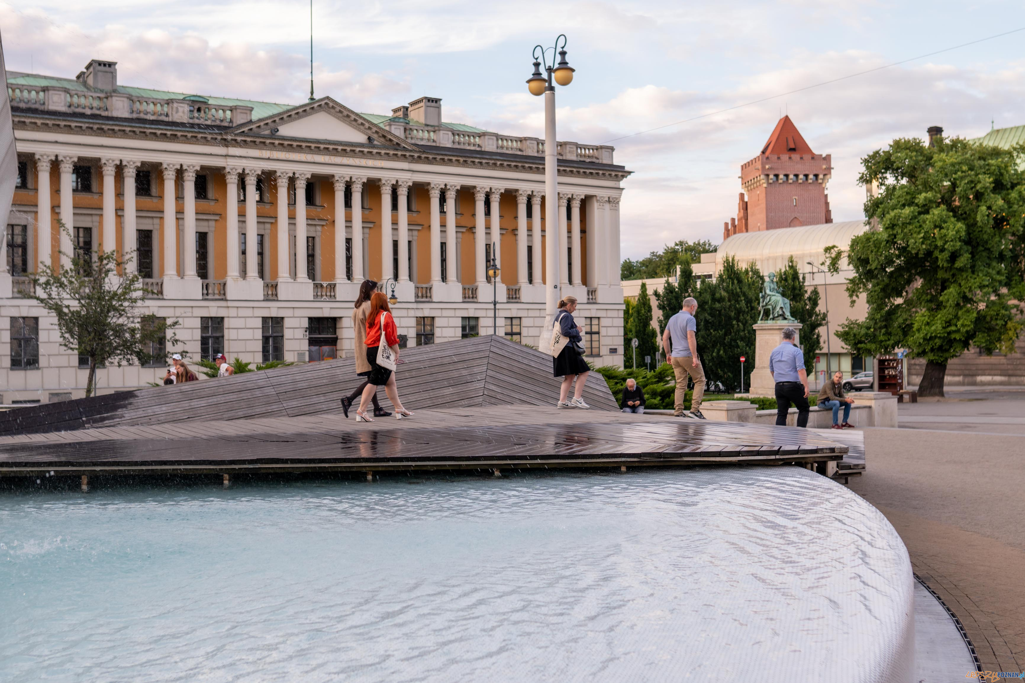Poznan Film Commission - tour  Foto: Maciej Bronikowski / PFC