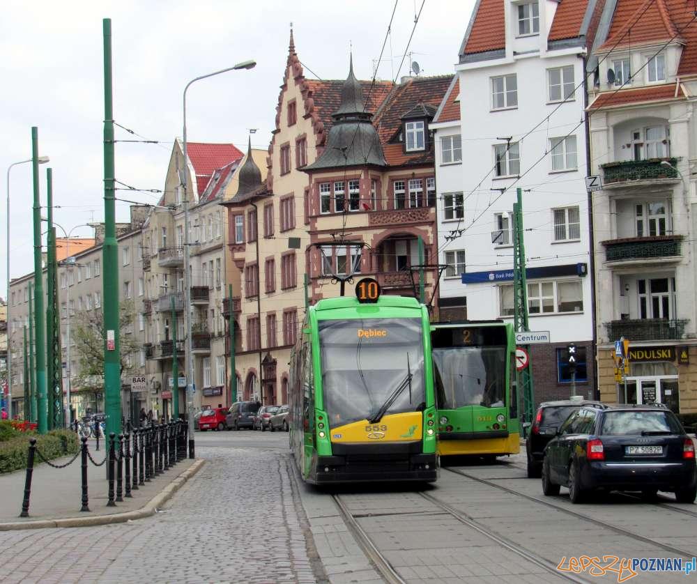 Wierzbiecice tramwaj 10 [ZTM]  Foto: ZTM