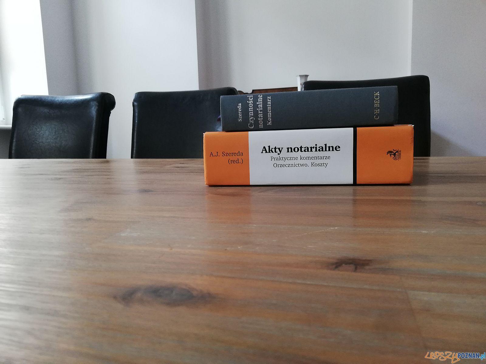 Notariusz - kancelaria notarialna  Foto: materiały prasowe