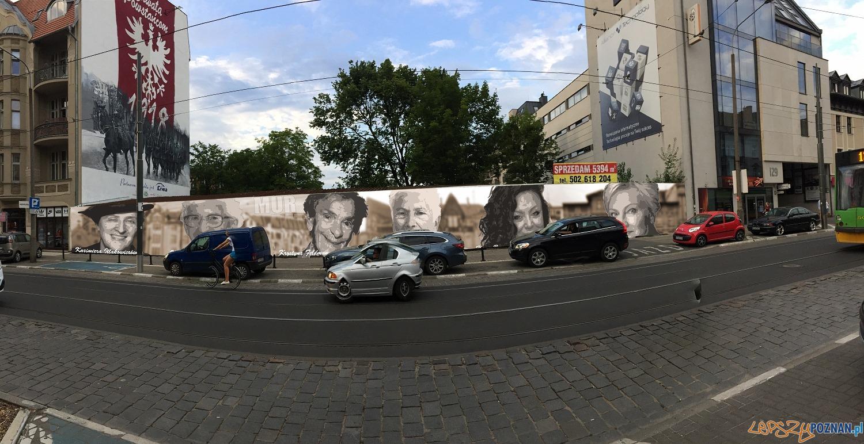 Nowy mural na Jeżycach  Foto: materiały prasowe