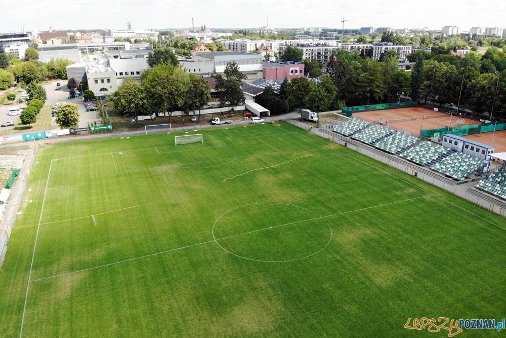 Stadion przy Drodze Dębińśiej - Ogródek  Foto: materiały prasowe / PIM