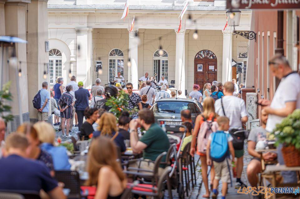 Kulturalny Stary Rynek Odwach  Foto: UMP / Kuturalny Stary Rynek - materiały prasowe