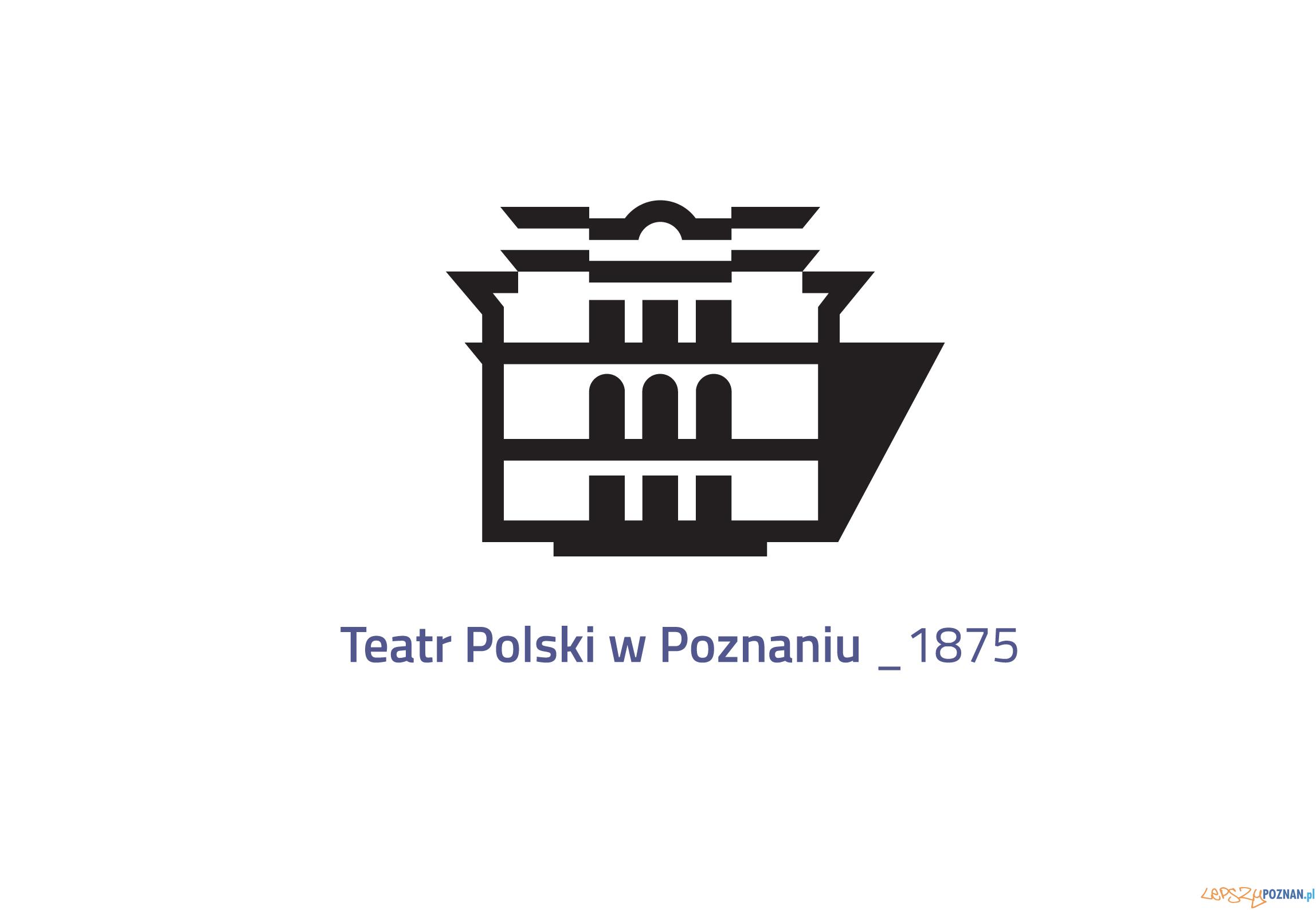 Teatr Polski - logotym 2019/2020  Foto: materiały prasowe