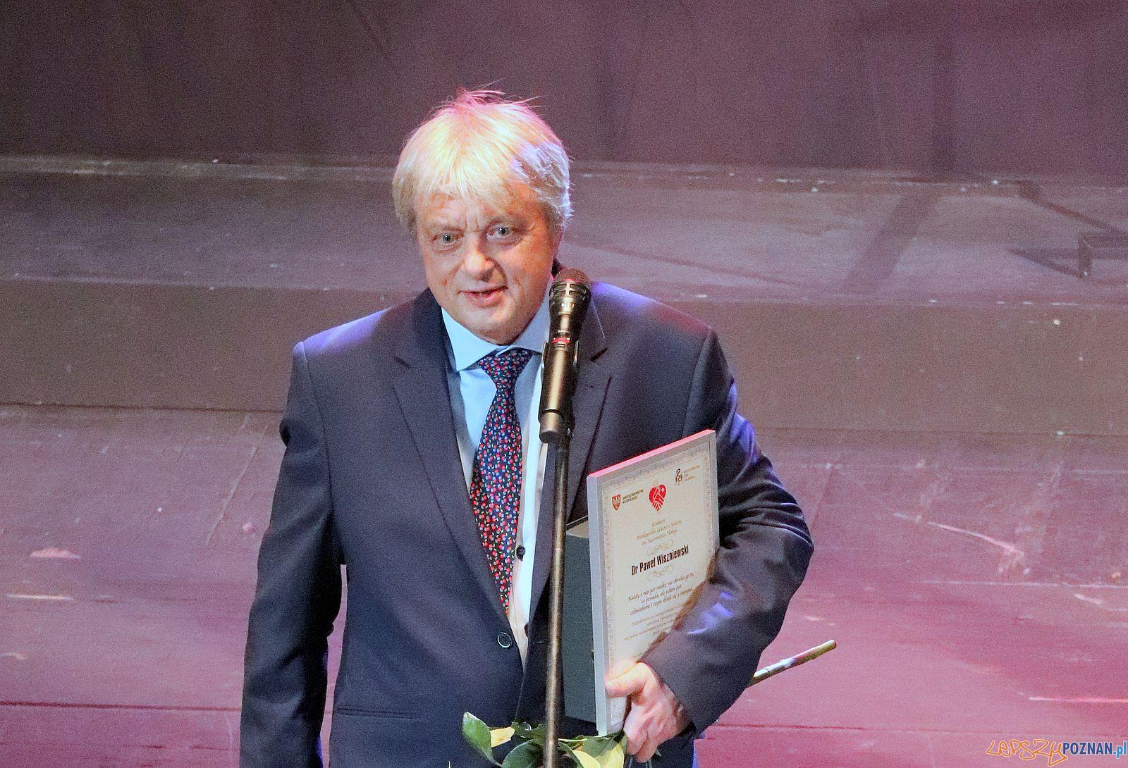 Wielkopolski Lekarz z Sercem 2019  Foto: KM / Wielkopolska Izba Lekarska