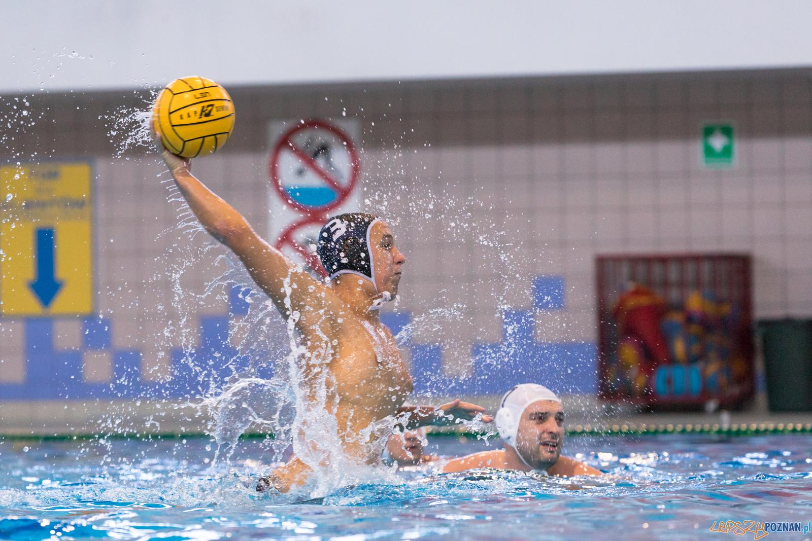 Malta Waterpolo Cup 2019 - Waterpolo Poznań - Hornets Koszyce  Foto: lepszyPOZNAN.pl/Piotr Rychter