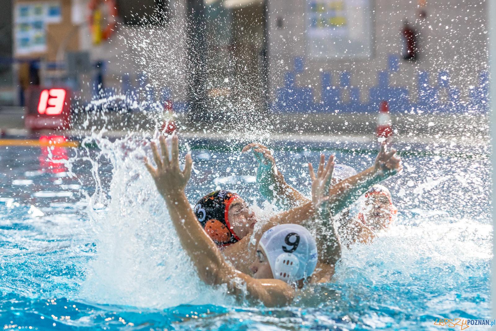 Waterpolo Cup 2019 - Alfa Gorzów Wielkopolski - KSZO Ostrowiec  Foto: lepszyPOZNAN.pl/Piotr Rychter