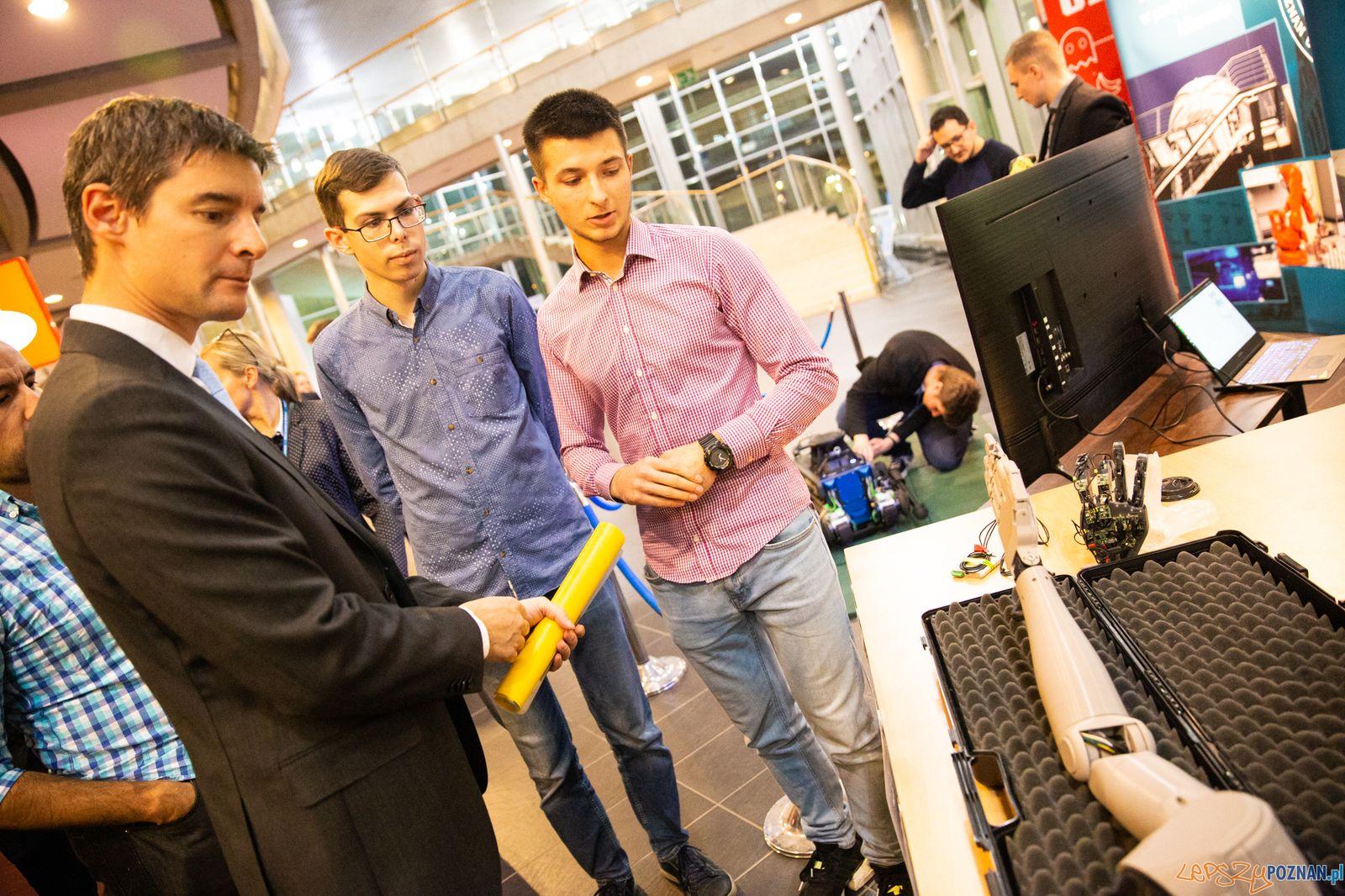 Roboty w Poznaniu (2)  Foto: Europejski Tydzień Robotyki - materiały prasowe