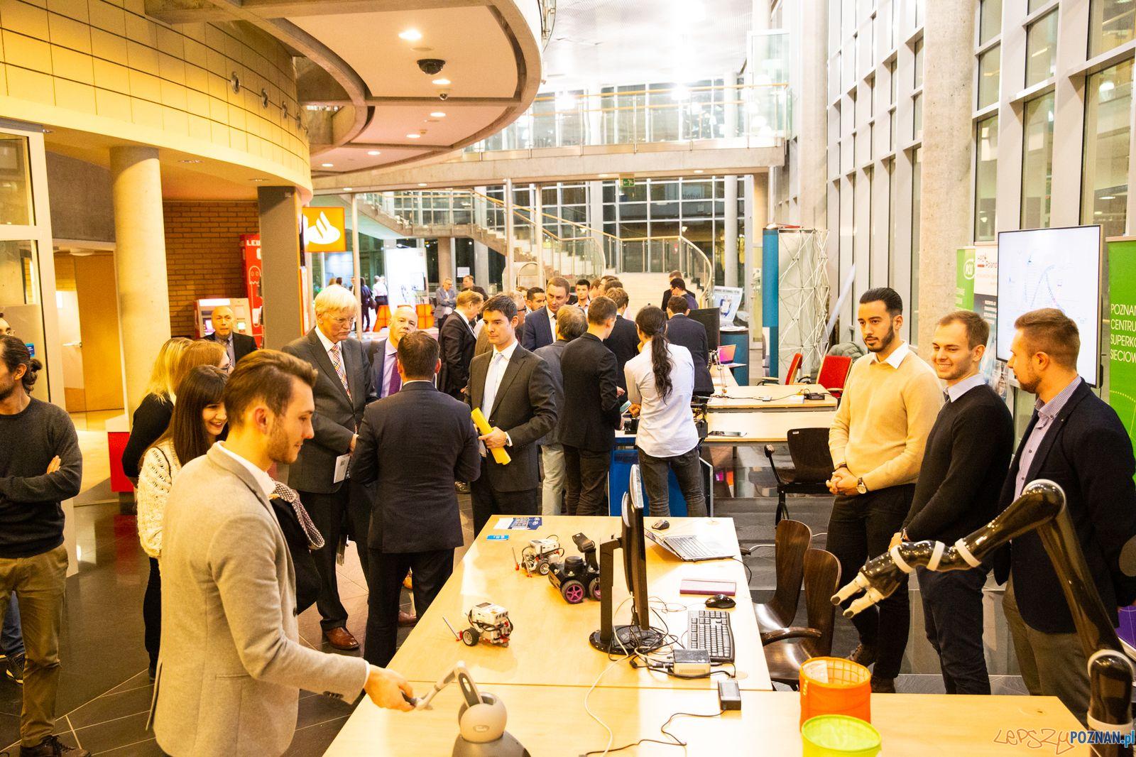 Roboty w Poznaniu (4)  Foto: Europejski Tydzień Robotyki - materiały prasowe