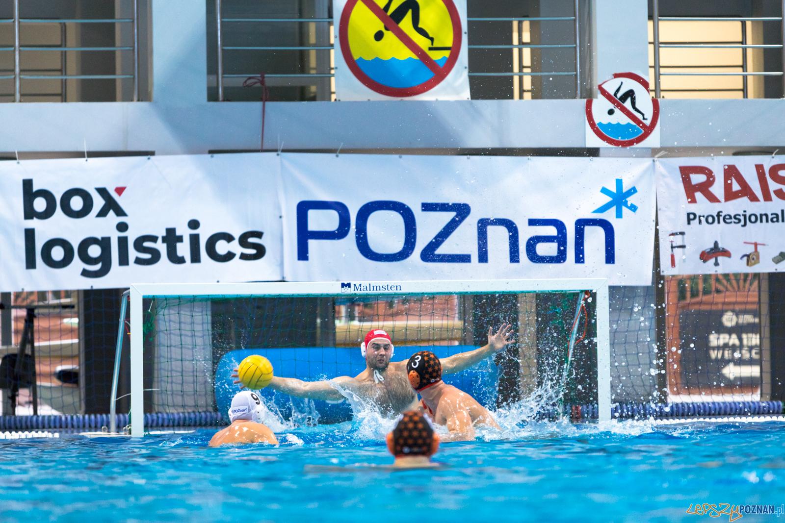 Box Logistics Waterpolo Poznań - KSZO Ostrowiec Świętokrzyski  Foto: lepszyPOZNAN.pl/Piotr Rychter