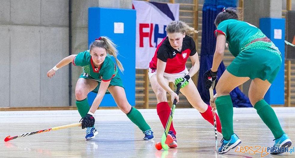 Hokej na trawie kobiet  Foto: Sebastian Sienkiewicz / materiały PZH