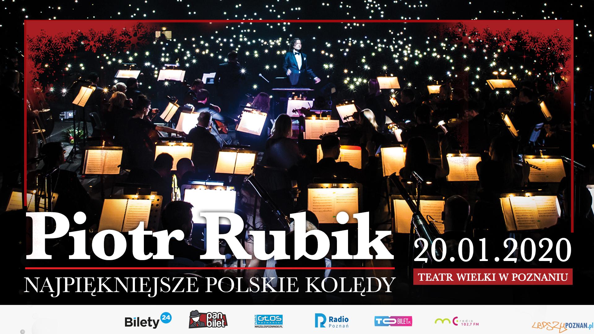 Piotr Rubik - Najpiękniejsze Kolędy  Foto: materiały prasowe