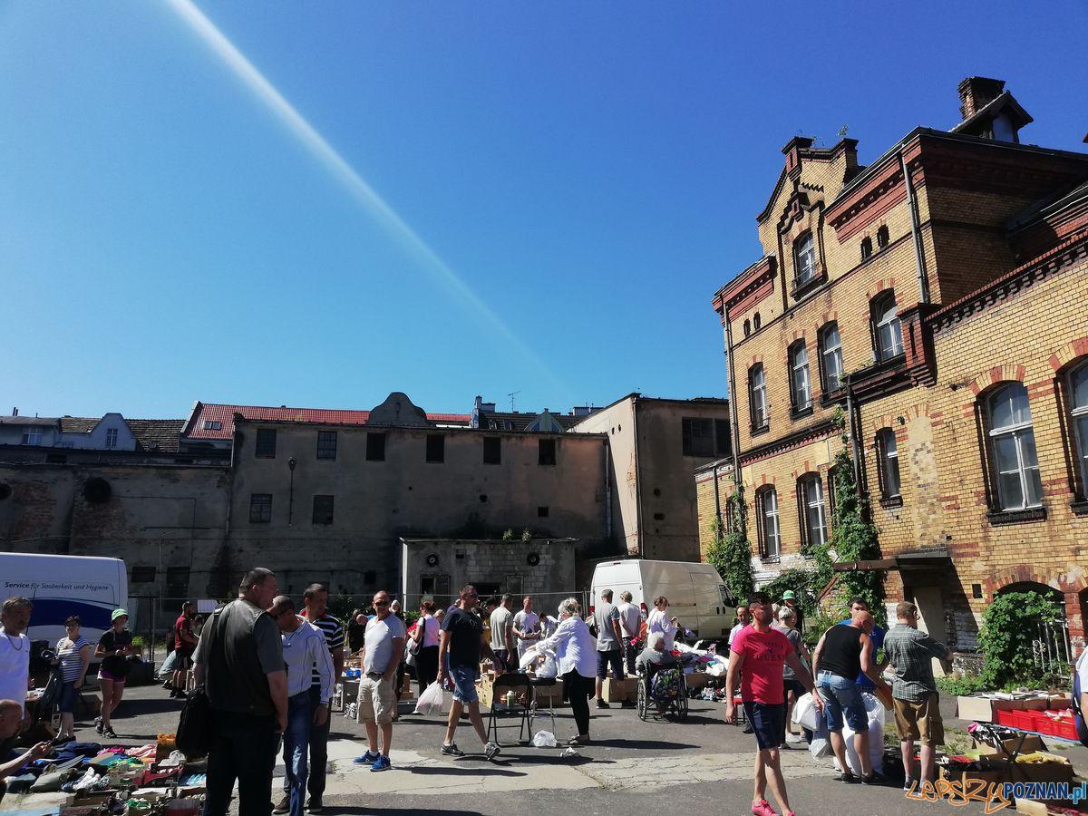 Stara Rzeźnia - giełda  Foto: Tomasz Dworek / Rada Starego Miasta