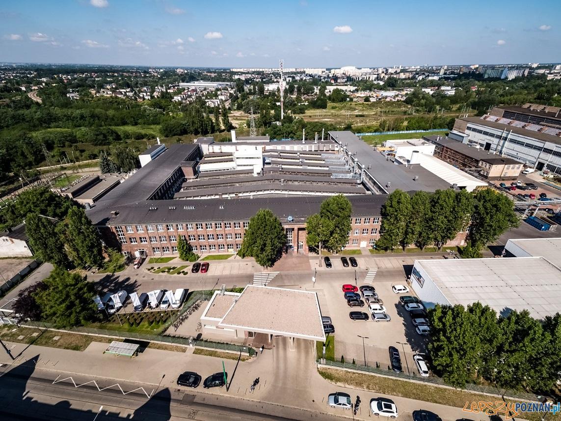 Volkswagen Poznań - odlewnia  Foto: VW Poznań