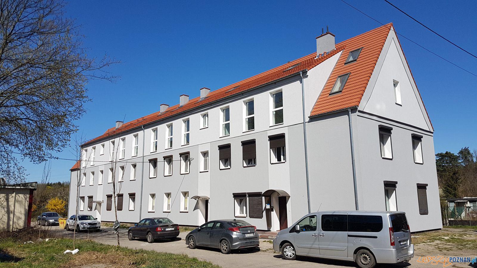 Żelazna - remont budynku  Foto: ZKZL
