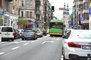 Buspas na Garbarach  Foto: materiały prasowe / UMP