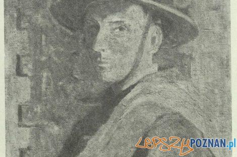 Stanisław Teisseyre Autoportret katalog wystawy 1957 CBWA Poznan Sopot  Foto: Cyryl