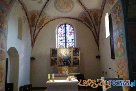 Kościół św. JanaJerozolimskiego, prezbiterium  Foto: Tomasz Dworek