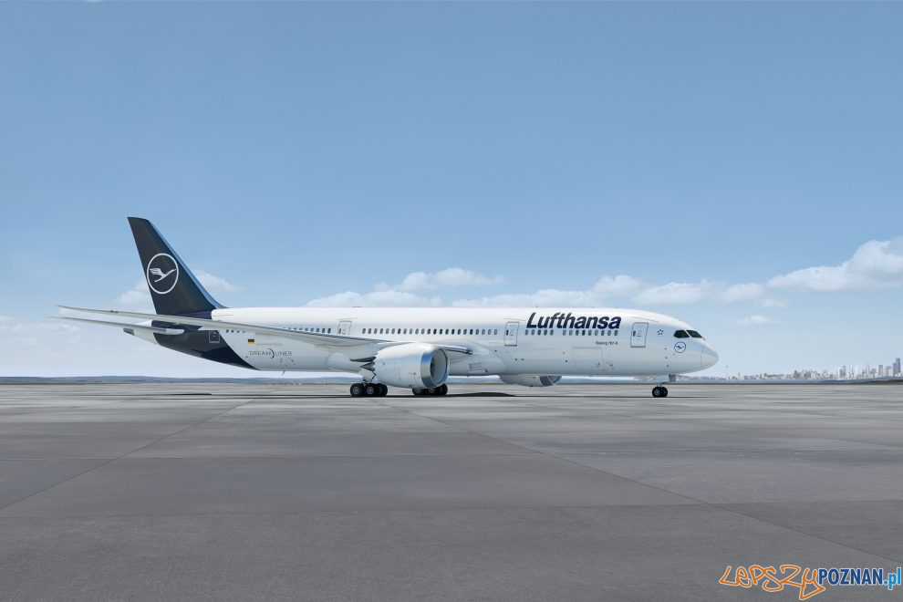 Samolot Lufthansa  Foto: Lufthansa