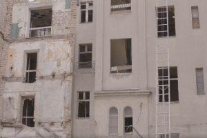 Remont kamienicy UAP  Foto: