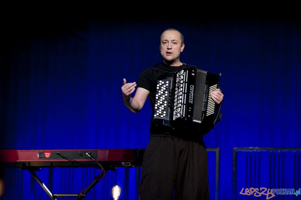 Muzyczny Stand Up Czesława Mozila Dziedziniec Zamkowy  Foto: lepszyPOZNAN.pl/Ewelina Jaśkowiak