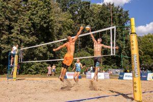 Turniej mikstów Lotto Plaża Wolności  Foto: materiały prasowe / Ł. Wenclewski