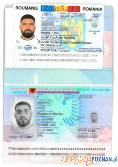 Fałszywe dokumenty Foto: materiały prasowe