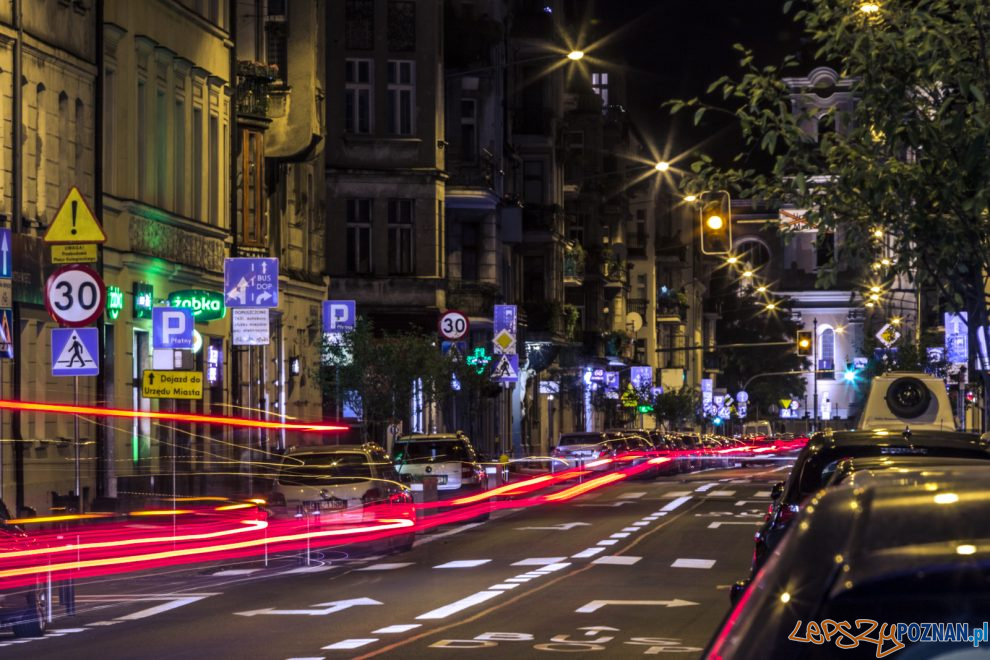 Garbary by Night  Foto: lepszyPOZNAN.pl/Piotr Rychter