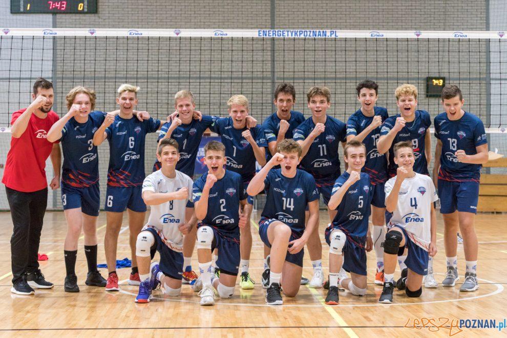Półfinały Mistrzostw Polski Młodzików - Enea Energetyk Pozn  Foto: lepszyPOZNAN.pl/Piotr Rychter