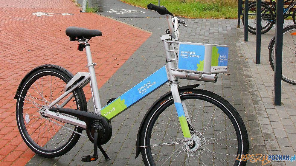 Sucholeski Rower Gminny  Foto: UMiG Suchy Las