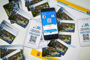 Pierwsze karty mieszkańca Mosiny wysłane  Foto: UM Mosina