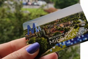 Mosińska Karta Mieszkańca  Foto: UM w Mosinie