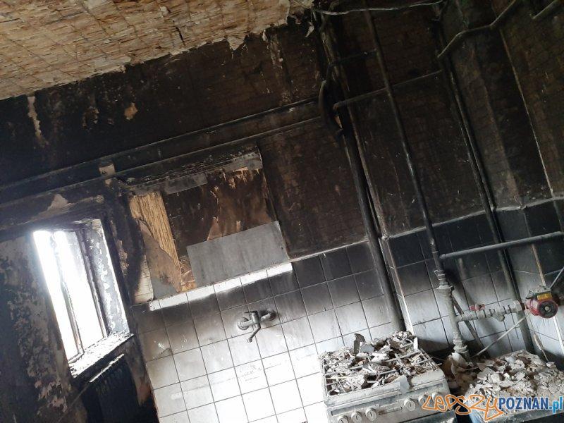 W pożarze straciła wszystko!  Foto:
