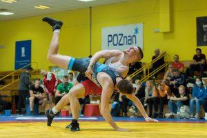Młodzieżowe Mistrzostwa Polski Zapasy Styl Klasyczny Poznań  Foto: lepszyPOZNAN.pl/Piotr Rychter