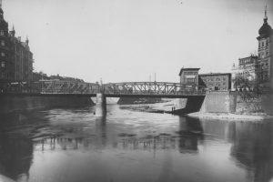 Chwaliszewo most 1930  Foto: NAC / domena publiczna