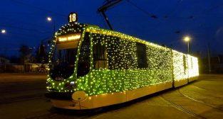 Świąteczna bimba  Foto: MPK