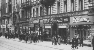 Plac Wolnosci 1934  Foto: NAC / domena publiczna