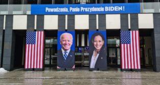 Powodzenia Panie Prezydencie BAIDEN!  Foto: materiały prasowe / Urzęd Marszałkowski Województwa Wielkopolskiego