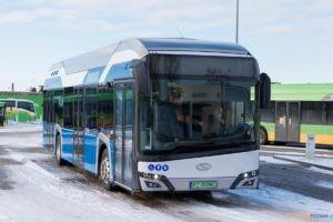 Autobus wodorowy Solaris  Foto: materiały prasowe / UMP