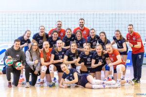 1//4 Mistrzostw Polski Juniorek - Enea Energetyk Poznań - Voley  Foto: lepszyPOZNAN.pl/Piotr Rychter