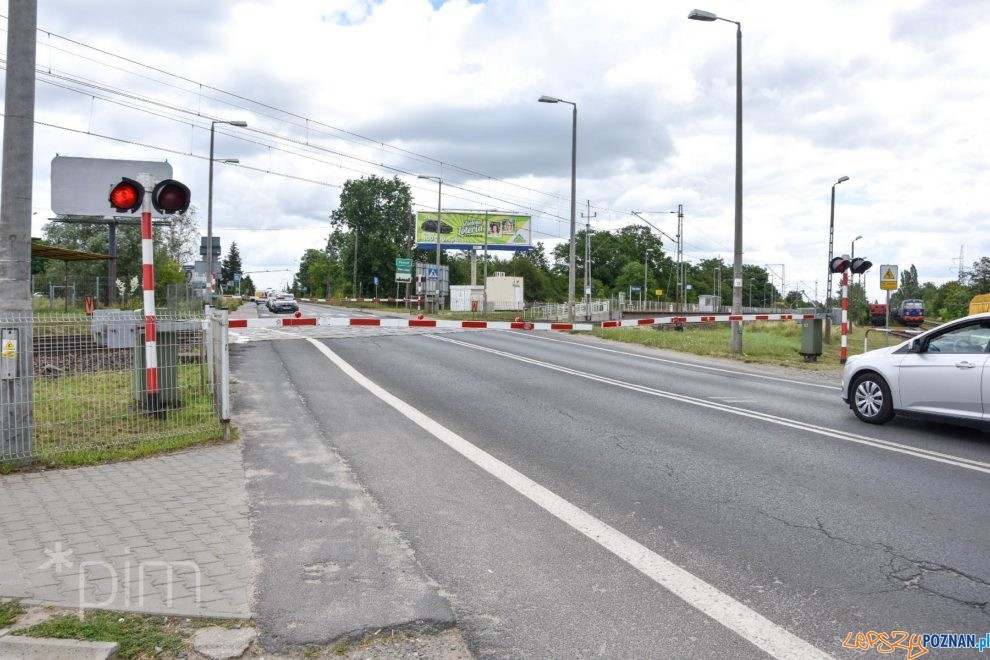 Przejazd kolejowy na Grunwaldzkiej  Foto: materiały prasowe / PIM