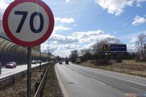Ograniczenie prędkości na Niestachowskiej  Foto: materiały prasowe / UMP