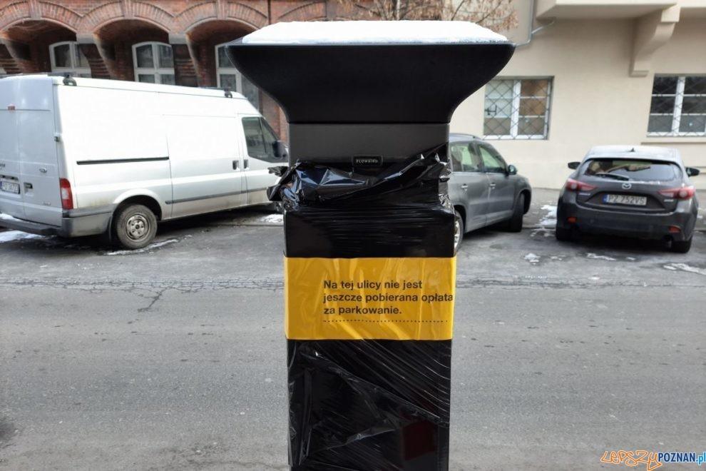 Parkomat SPP  Foto: materiały prasowe / UMP