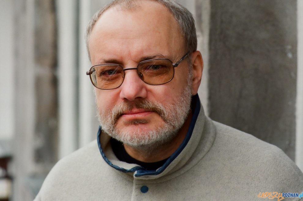 Jan Gondowicz  Foto: Wydawnictwo Nisza