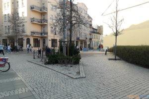 Skwer przy Wrocławskiej  Foto: materiały prasowe / biuletyn.poznan.pl