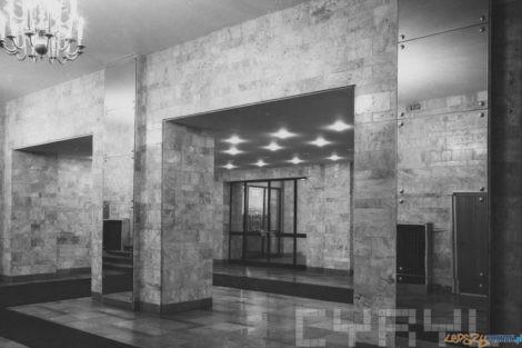Izba Rzemieslnicza wnetrza 1969 [Witold Czarnecki Izba Cyryl] (1)  Foto: Witold Czarnecki / Izna Rzemieślnicza / Cyryl