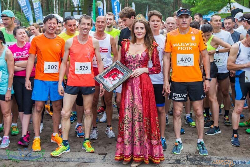Bieg o Koronę Księżnej Dąbrówki  Foto: UG Dopiewo