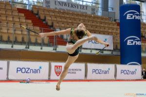Ogólnopolska rywalizacja w gimnastyce artystycznej  Foto: lepszyPOZNAN.pl/Piotr Rychter