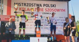 Mistrzostwa Polski w Kolarstwie Szosowym  Foto: materiały prasowe / FB / KKTarnovia